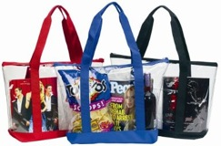 plastic beach bags