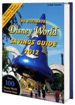 Disney World book