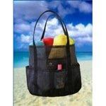 large mesh beach bag