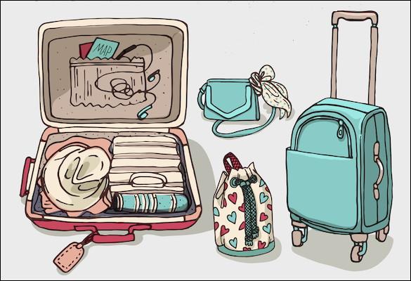 womens vacation wardrobe
