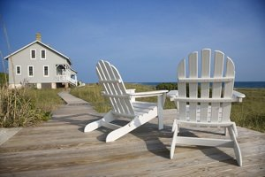 beach house chairs