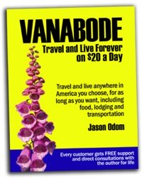 Vanabode book cover