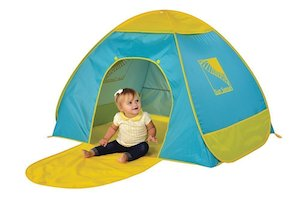 Baby Beach Tent - 50+ UPF  sc 1 st  Vacation Lists & Baby Beach Tent