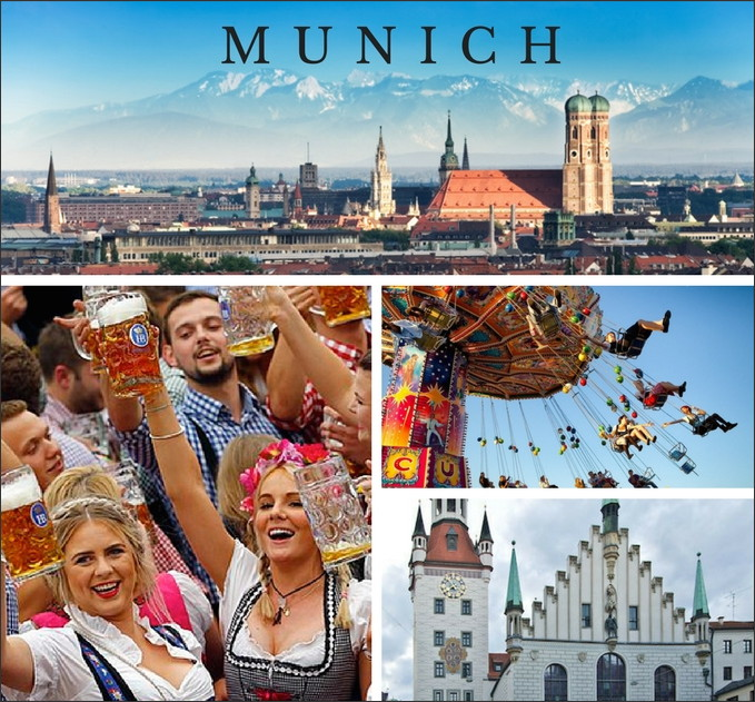 Best Places To Visit During September And October: Things To Do In Munich In September